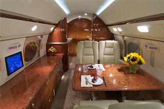 Macdaddypaddy Itt Corp Gulfstream V