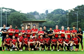 Singapore U19 Team 2013