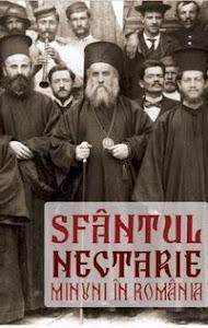 Editura Areopag: Sfântul Nectarie - Minuni în România