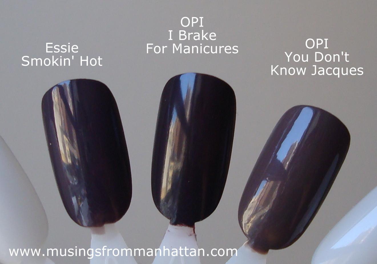 OPI  I Brake For ManicuresOpi I Brake For Manicures