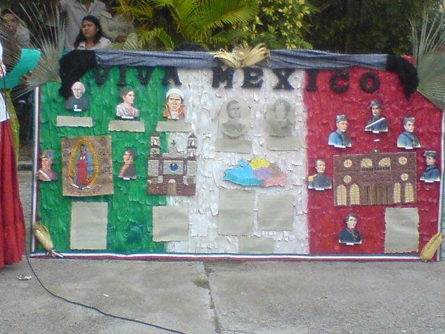 El docente de telesecundaria el peri dico mural en for Como elaborar un periodico mural