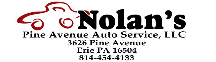 Nolan's Pine Avenue Auto Service