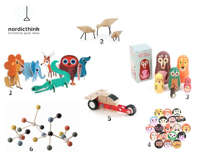 Regalos molones III NordicThink Barcelona decoración y juguetes nórdicos