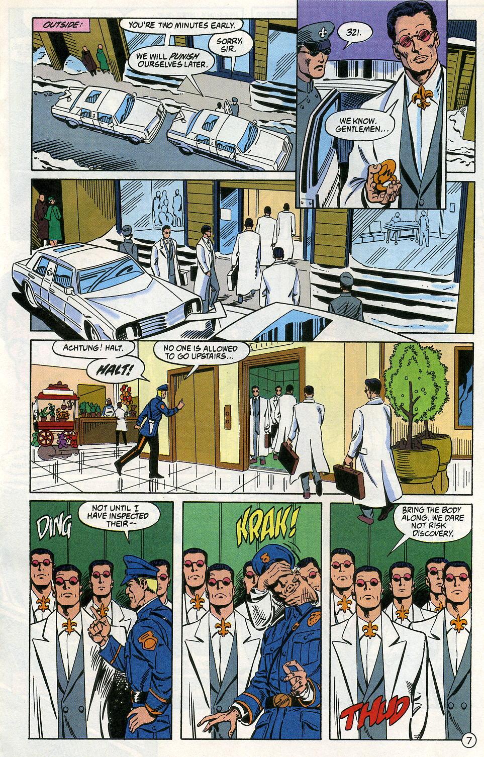Deathstroke (1991) Issue #5 #10 - English 9