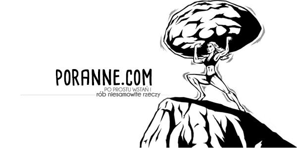 poranne.com / Śniadanie z nutą endorfin.