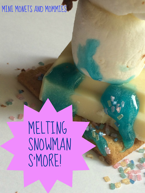 Frozen S'more