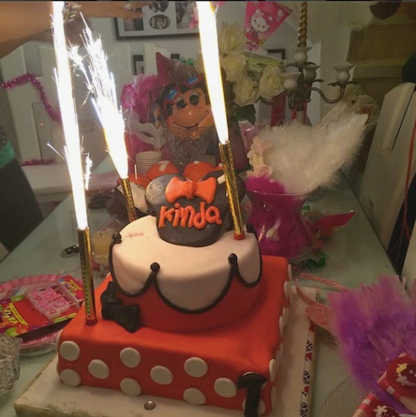 بالصور مروة نصر تحتفل بعيد ميلاد إبنتها كندة, أخبار مروة نصر, صور مروة نصر,