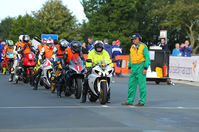 2012 Manx Grand Prix Festival  isle of man