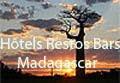 Hôtels Restos Bars Madagascar