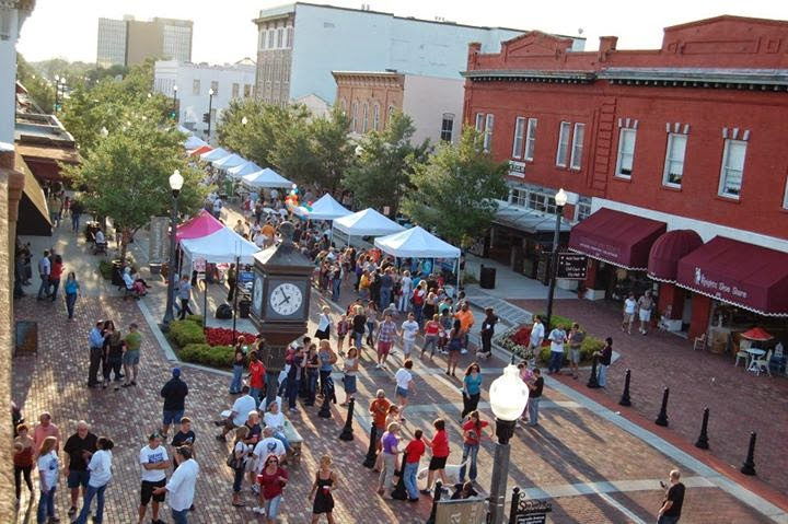 Things to do in Sanford - Alive After 5 - Thursday block party