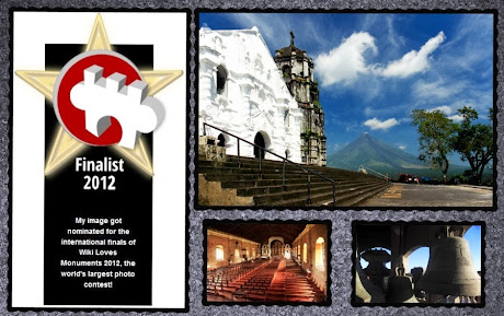 Wiki Loves Monuments Philippines Photo Contest 2012