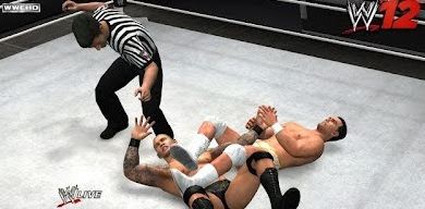 WWE 2012 PC Game for pc download full version