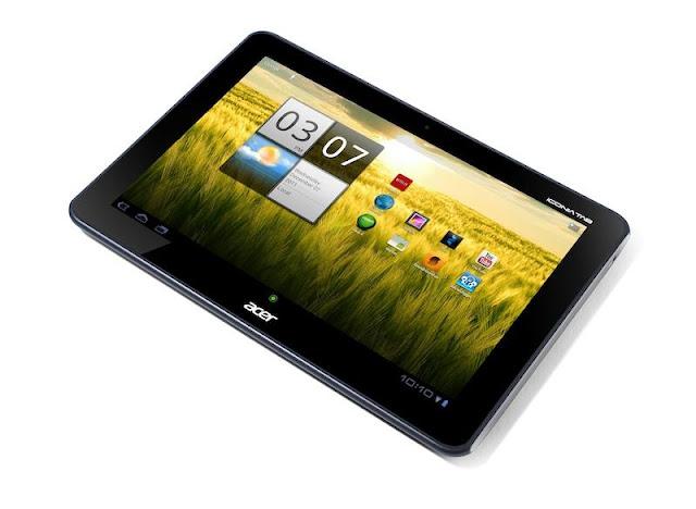 "Acer Iconia Tab A200: Tablet 10"", Prosesor Ganda, Harga Terjangkau"