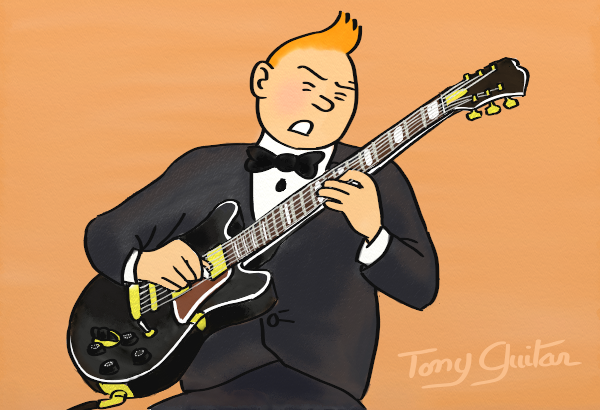 Tintin-BB King