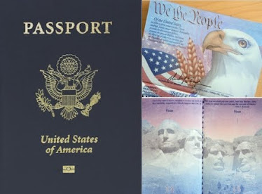 Passports embedded with RFID Chip