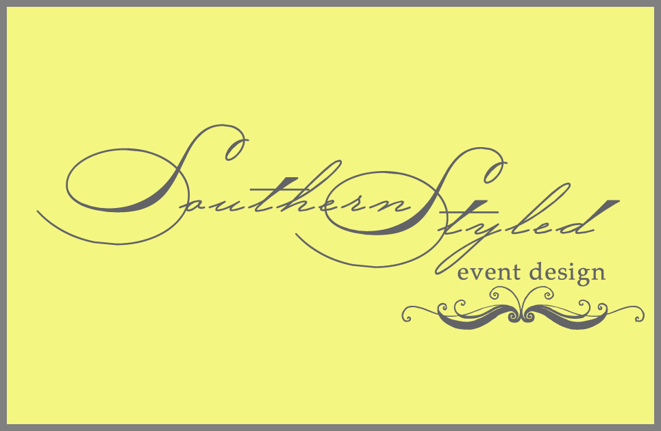 Southern Styled Event Design