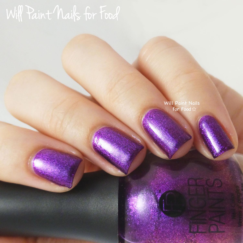 Finger Paints Wild Bikini