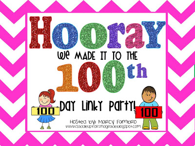 100th Day Coloring Pages