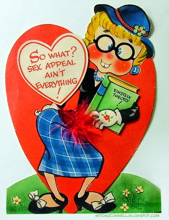 vintage everyday 50 Unintentionally Hilarious Vintage Valentines – Vintage Valentine Card Images