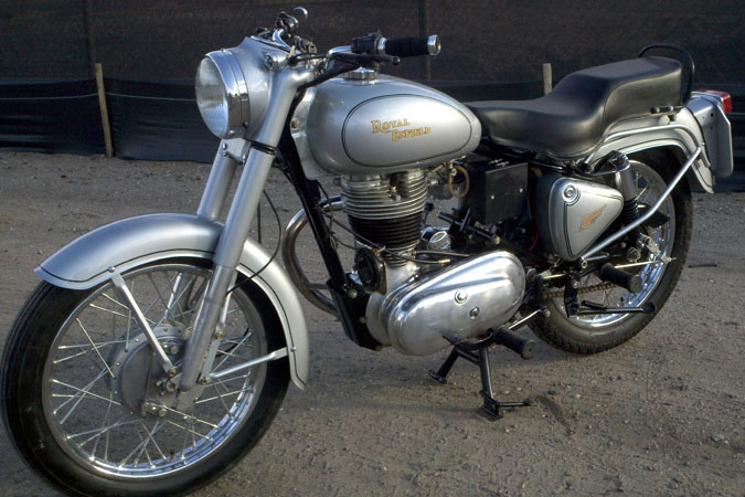 RoyalEnfields.com: Royal Enfield: Made in UK? Made in ...