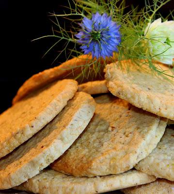 Gluten Free Alchemist: Pistachio & Vanilla Shortbread Cookies