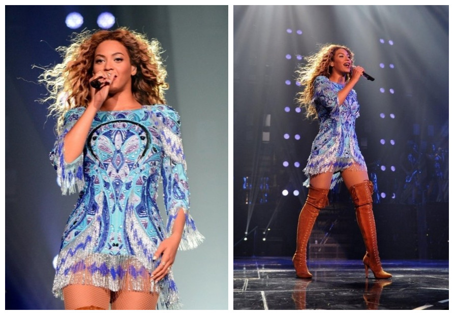 beyonce white dress shoes - photo #23