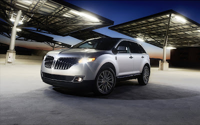 2011 Lincoln MKX Wallpaper