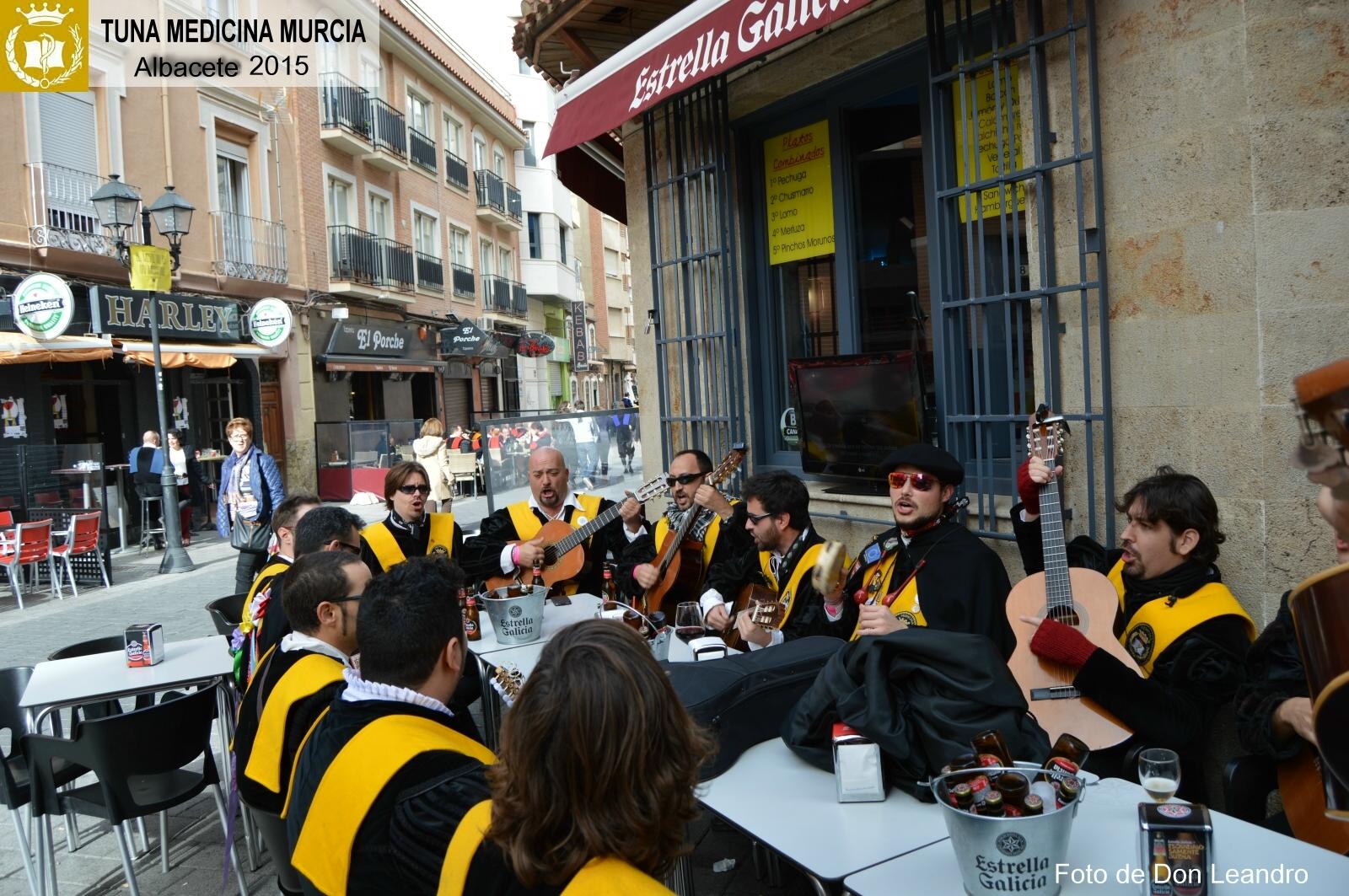 De cañas por Albacete