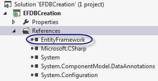Beginner Guide to Entity Framework Code First-Part1