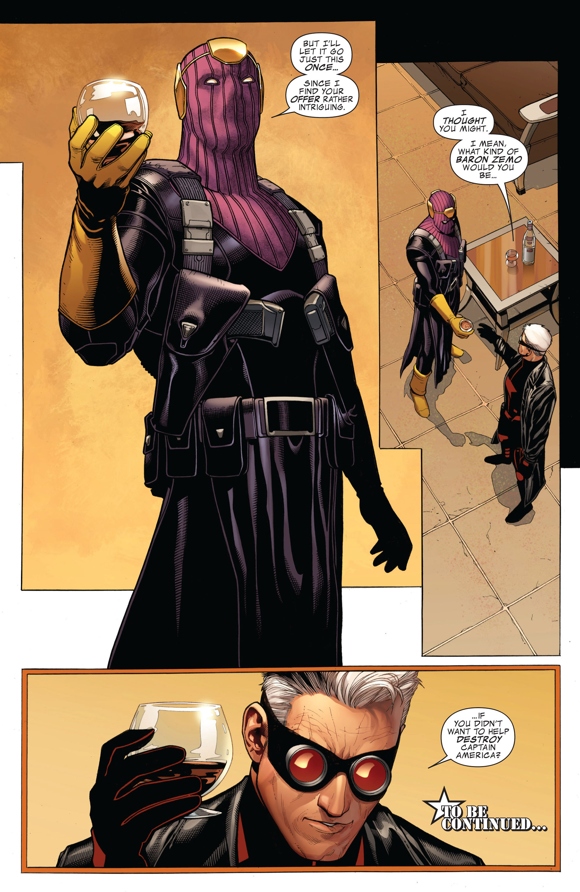 Captain America (2011) Issue #1 #1 - English 25