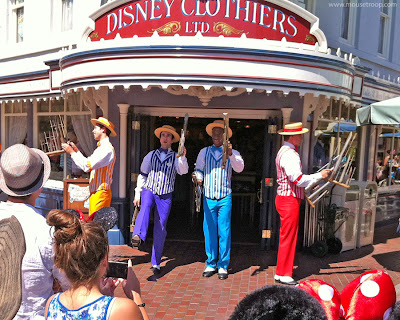 Disneyland Dapper Dans Deagan Organ Chimes