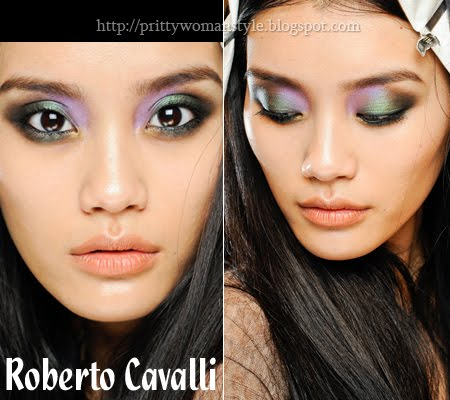 Грим цветен металик Roberto Cavalli