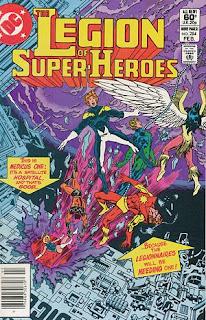 Legion os Super Heroes Comics