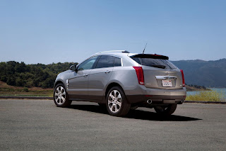 Cadillac SRX Images