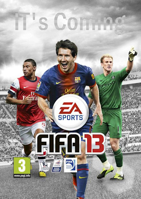 FIFA 13 Demo - Released September 11, 2012 on XBOX 360, PS3 and PC