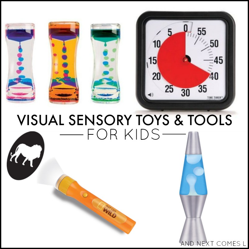 Visual sensory toys & tools for kids - great for kids with autism and ...