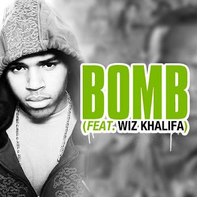 Chris Brown - Bomb (feat. Wiz Khalifa) Lyrics