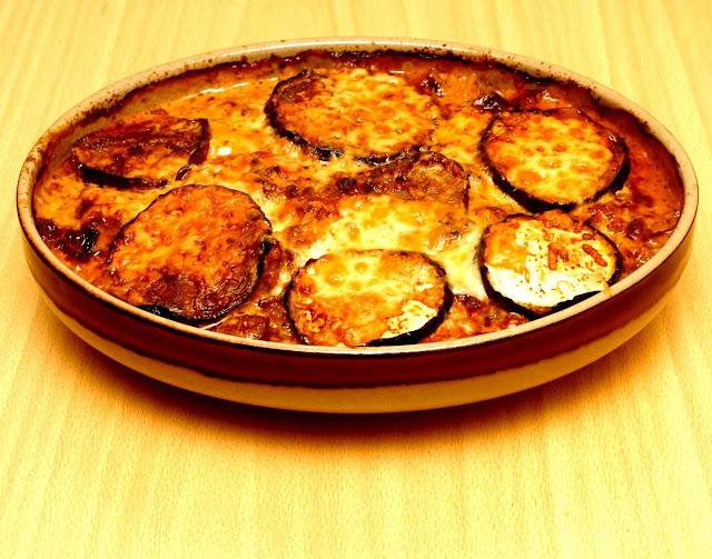 Aubergines / Egg Plants Health Benefits and Recipe Ideas Luxury+lowcarb+lasagne