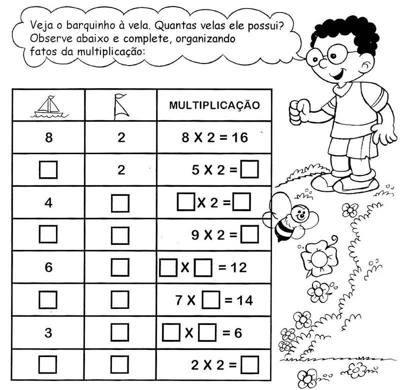 Matematica 3   Ano Fundamental Atividades Exercicios  68