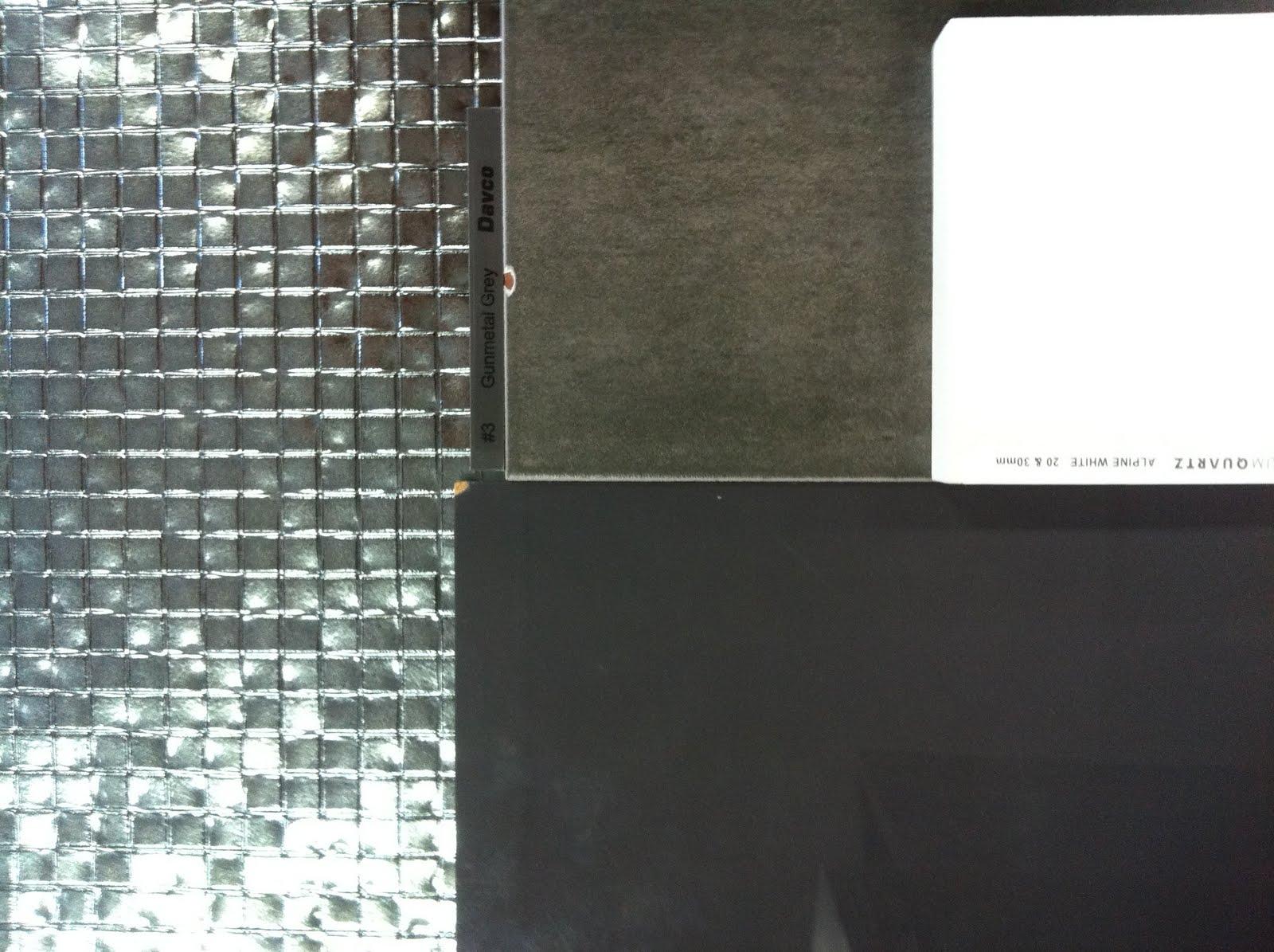 Innovative Vertical Mosaic Tile Feature  A Turquoise Bathroom  Pinterest