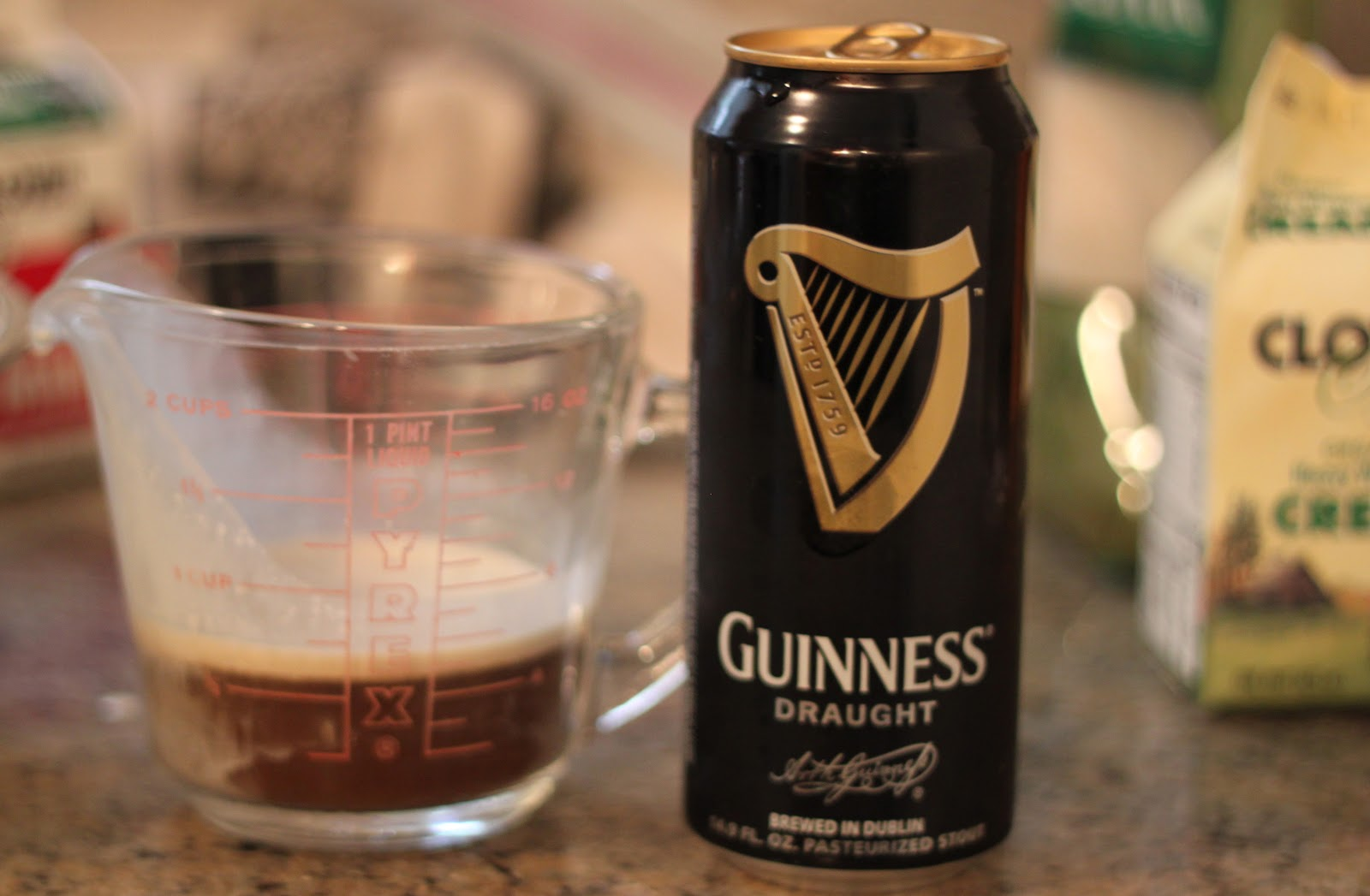 THE CRACKED KETTLE: david lebovitz's guinness milk ...