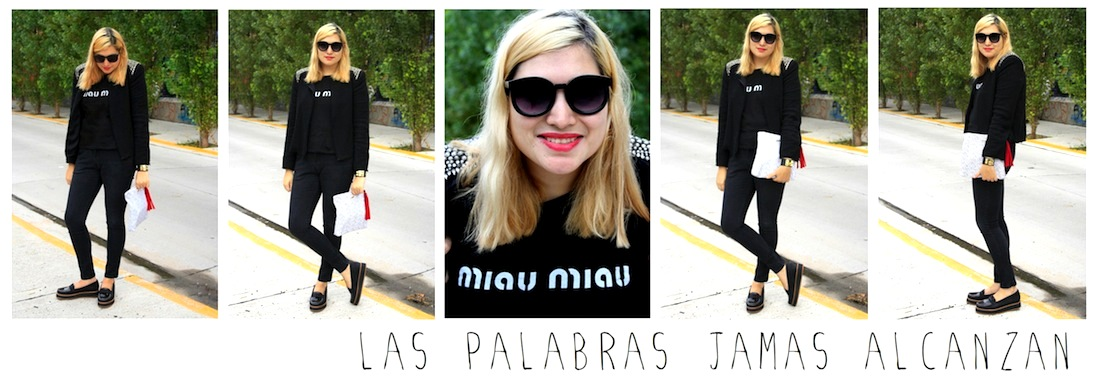 Las Palabras Jamas Alcanzan + Fashion blogger Argentina + Blog de moda y estilo personal