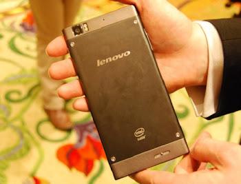 hp Lenovo IdeaPhone K900 Harga dan Spesifikasi, ponsel layar 5.5 inci full HD, smartphone kamera 13MP bodi tipis