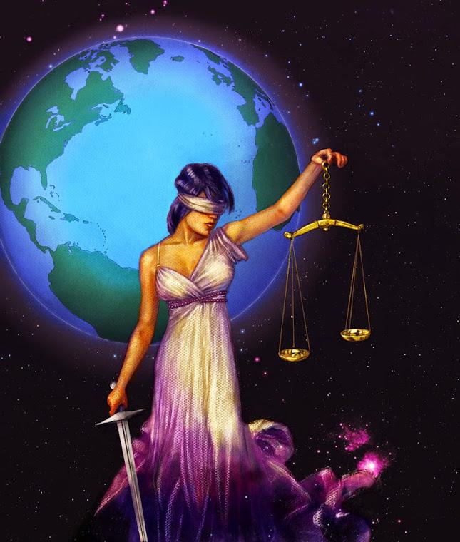 JUSTICIA CIEGA EN EL MUNDO