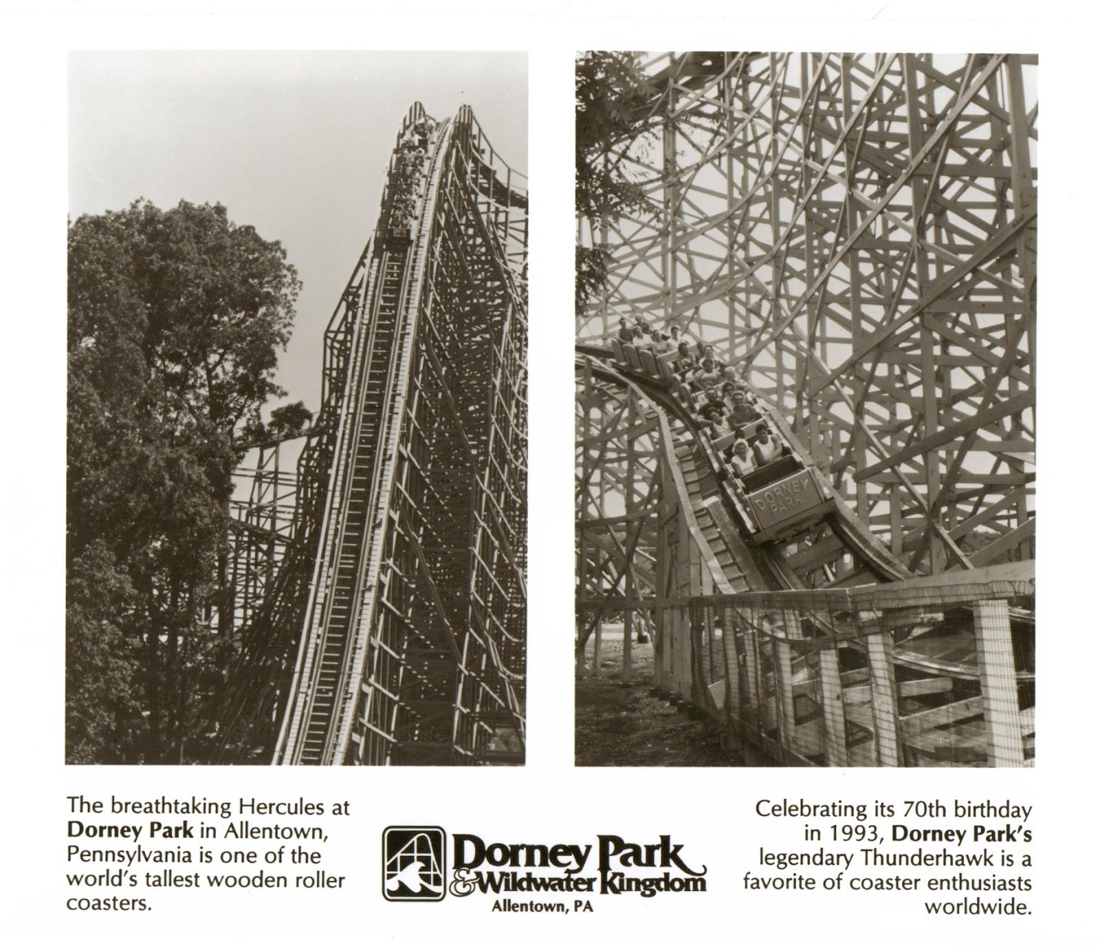 NewsPlusNotes: Dorney Park\'s 20 Years of Cedar Fair - Part 1