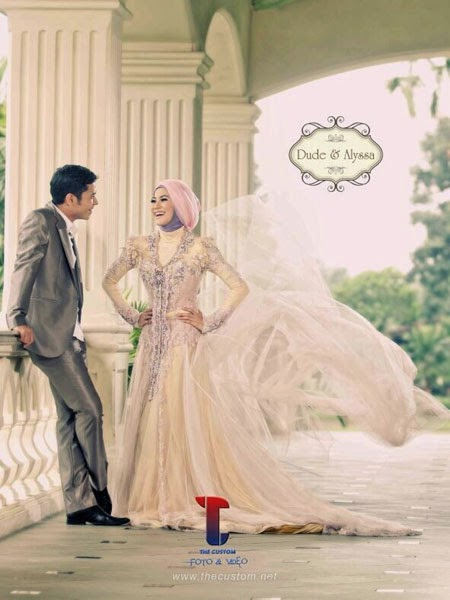 Foto Prewed Alysa dan Dude