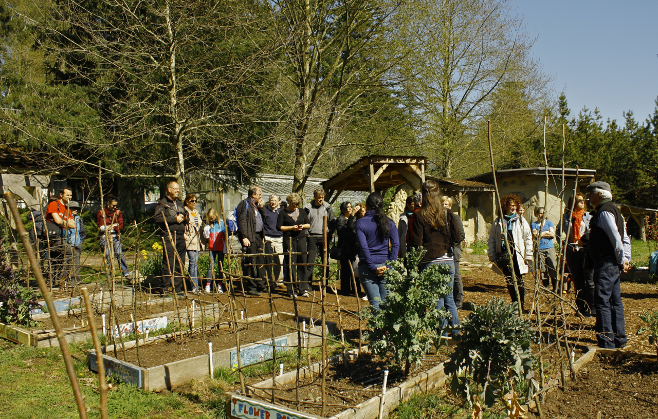 The Orchard Garden: The Importance of a Garden: AERA visits The ...