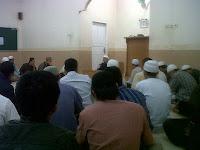 Pasca Ramadhan Ustadz Harman Isi Ta'lim Perdana di Kolaka