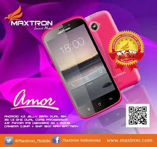 keunggulan Maxtron Amor