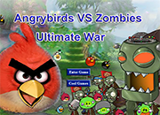 juego Angry Birds Vs Zombies Ultimate War